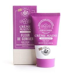 Crème Mains tube 30ml - Fleur de Cerisier