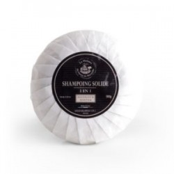 Shampoing Solide 100g - Mister