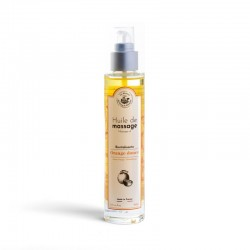 Huile de massage Orange douce revitalisante 100ml