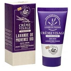 Crème Visage de jour pot 50ml LAVANDE (Code: K0410 2)