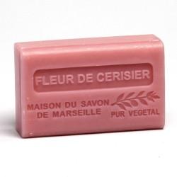 Savon 125gr au beurre de karité bio- FLEUR DE CERISIER lot: Ma20051
