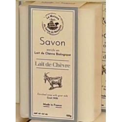 Savon lait de chèvre (Nouvelle Gamme 2021)