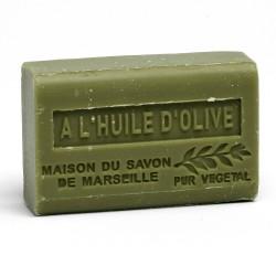 Savon 125gr au beurre de karité bio- HUILE D'OLIVE lot: Ma19491