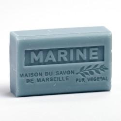 Savon 125gr au beurre de karité bio- MARINE lot: Ma19355