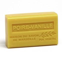 Savon 125gr au beurre de karité bio- POIRE-VANILLE lot : Ma19511