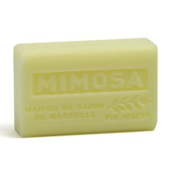 Savon 125gr au beurre de karité bio- MIMOSA lot: Ma19512