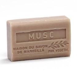 Savon 125gr au beurre de karité bio- MUSC lot: Ma20043