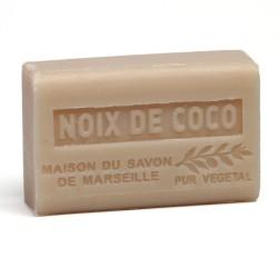 Savon 125gr au beurre de karité bio- NOIX DE COCO lot: Ma19345