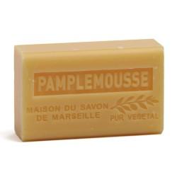 Savon 125gr au beurre de karité bio- PAMPLEMOUSSE lot: Ma20022