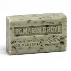 Savon 125gr au beurre de karité bio- ROMARIN BROYE
