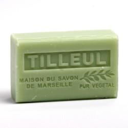 Savon 125gr au beurre de karité bio- TILLEUL lot: Ma17163