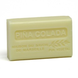 Savon 125gr au beurre de karité bio- PINA COLADA lot: Ma19502