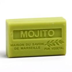 Savon 125gr au beurre de karité bio- MOJITO lot: Ma19485