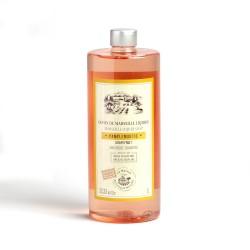 Savon liquide de Marseille 1L PAMPLEMOUSSE - Huile d'olive Bio