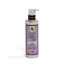 Lait Corporel 250ml LAIT D'ANESSE Bio parfumé à l'huile essentielle de Lavande