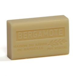 Savon 125gr au beurre de karité bio - BERGAMOTE