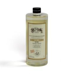 Savon liquide de Marseille 1L NATUREL - Huile d'olive Bio
