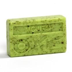 Savon 125gr au beurre de karité bio- MOJITO
