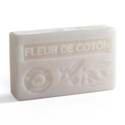 Savon 100gr huile d'argan bio - FLEUR DE COTON