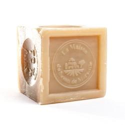 Savon de Marseille - Cube 600gr 72% Huile végétale