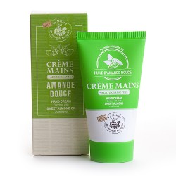 Crème Mains tube 30ml Huile d'Amande douce
