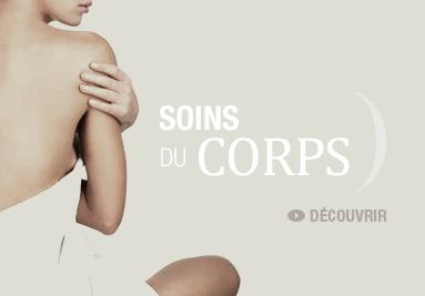 Découvrez notre gamme dédiée au Soins du Corps